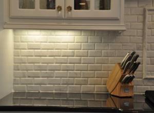 Casa Bianca Marble with Beveled Edge - 2 x 4