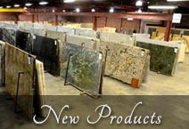 New Granite and Marble Products